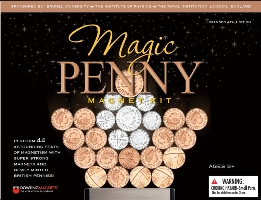 magic penny magnadur magnet kit robin linhope willson patrick riley